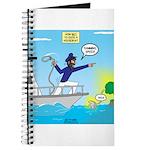 Houseboat Docking Journal