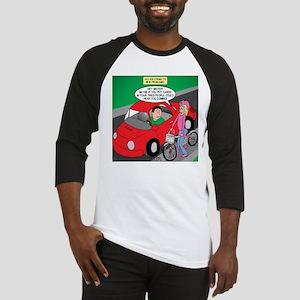 Electric Car Fix Baseball Jersey