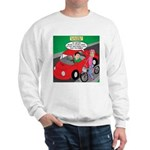 Electric Car Fix Sweatshirt