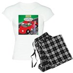 Electric Car Fix Women's Light Pajamas