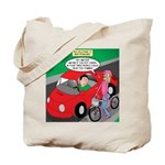 Electric Car Fix Tote Bag