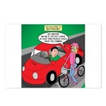 Electric Car Fix Postcards (Package of 8)
