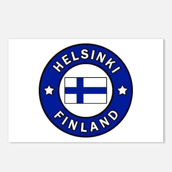 Helsinki Postcards (Package of 8)