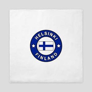 Helsinki Queen Duvet