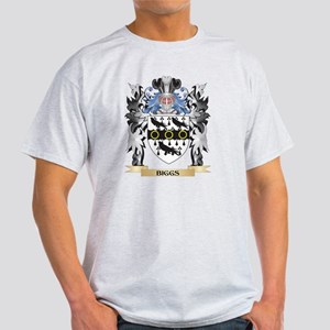 Biggs Coat of Arms - Family Crest T-Shirt