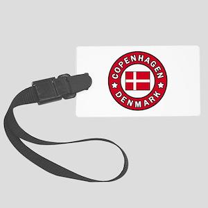 Copenhagen Large Luggage Tag