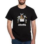 Schoder Family Crest Dark T-Shirt
