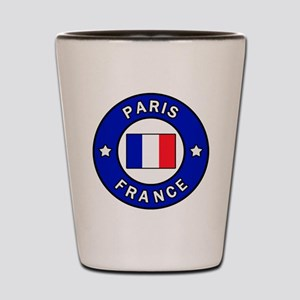 Paris Shot Glass