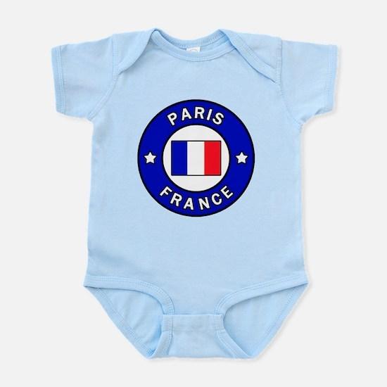 Paris Body Suit