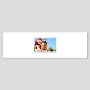 Funny Fart Bumper Sticker
