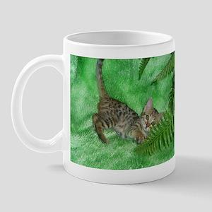 Bengal Kitten Mug