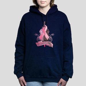 Cancer Warrior Women's Hooded Sweatshirt