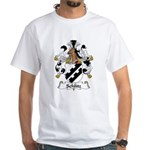 Schlitz Family Crest White T-Shirt