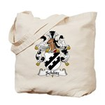 Schlitz Family Crest Tote Bag