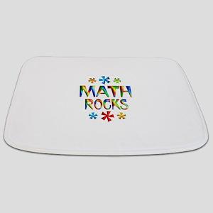 Math Rocks! Bathmat