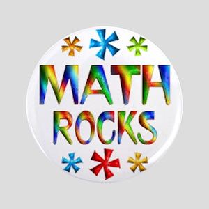 Math Rocks! Button