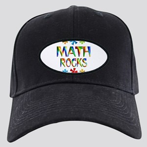 Math Rocks! Black Cap