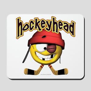 HockeyHead... Mousepad