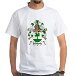 Schlenk Family Crest White T-Shirt