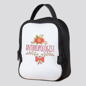 Cute Floral Gifts For Anthropol Neoprene Lunch Bag