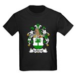 Schlenk Family Crest Kids Dark T-Shirt