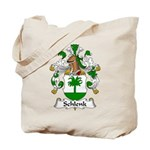 Schlenk Family Crest Tote Bag