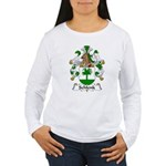 Schlenk Family Crest Women's Long Sleeve T-Shirt