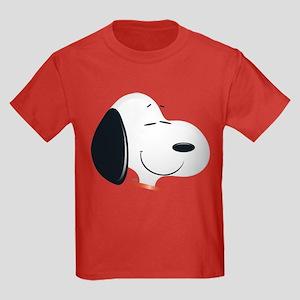 Peanuts Snoopy Emoji Kids Dark T-Shirt
