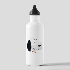 Peanuts Snoopy Emoji Stainless Water Bottle 1.0L