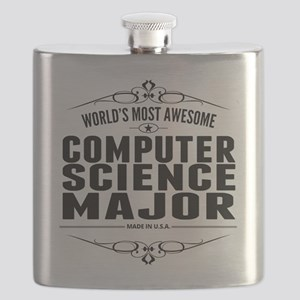 Worlds Most Awesome Computer Science Major Flask