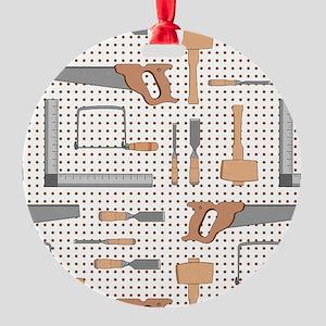 Woodshop Ornament