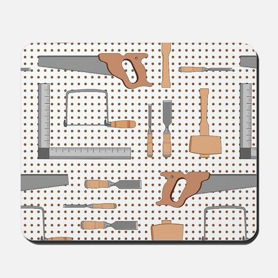Woodshop Mousepad