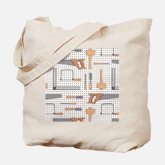 Woodshop Tote Bag