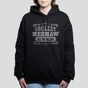 Coolest MeeMaw Ever Women's Hooded Sweatshirt
