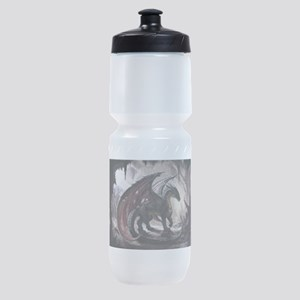 Dragon In Cave Sports Bottle