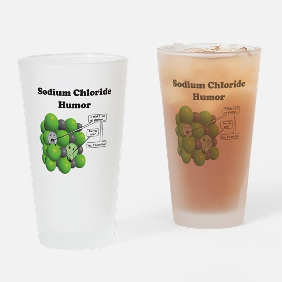 Cool Chemistry funny Drinking Glass