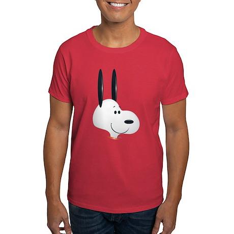 CafePress Peanuts Snoopy Pow Dark T Shirt 100/% Cotton T-Shirt 1700219114