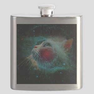 space cat Flask
