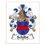 Schildt Family Crest Small Poster