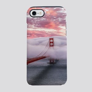 Golden Gate Bridge iPhone 7 Tough Case