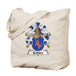 Schier Family Crest Tote Bag