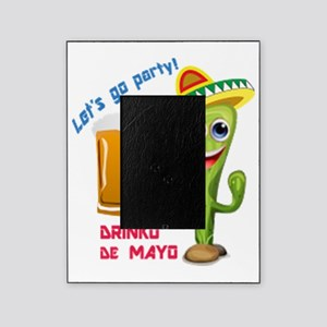 Drinko de Mayo Picture Frame