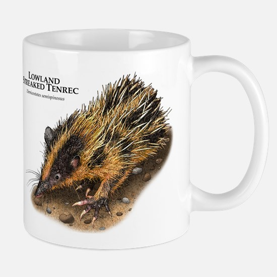 Lowland Streaked Tenrec Mug