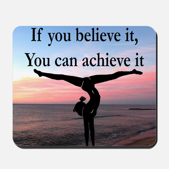 GYMNAST INSPIRATION Mousepad
