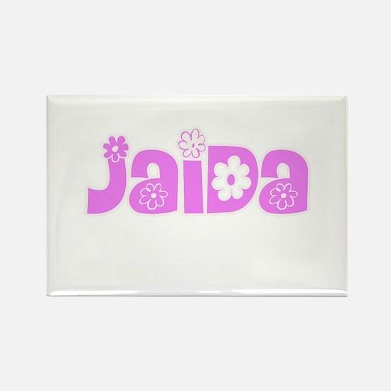 Jaida Flower Design Magnets