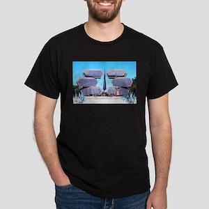 Yad Vashem,Holocaust Memorial for soldiers T-Shirt