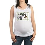 Born To Breastfeed Maternity Tank Top