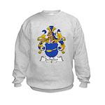Scheler Family Crest  Kids Sweatshirt