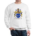 Scheler Family Crest  Sweatshirt