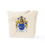 Scheler Family Crest  Tote Bag
